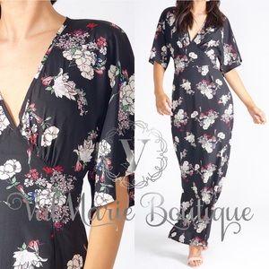 🌸FAVORITE ever Floral maxi dress